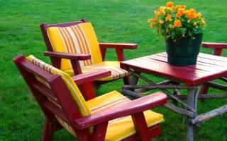Деревянные поделки своими руками: варианты для сада