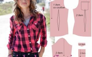 Выкройка блузки для девочки: для полных женщин и для беременных