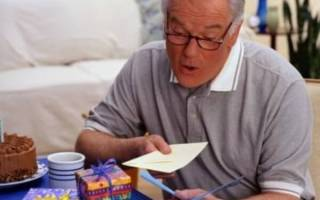 Подарки дедушке на день рождения своими руками: мк с пошаговыми фото и видео