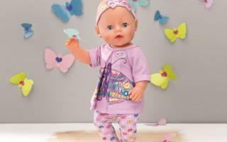 Одежда для беби бон своими руками: выкройки с фотоспицами