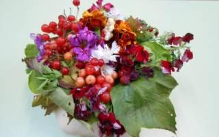 Осенние поделки из овощей своими руками: осенняя фантазия в школу и для детского сада