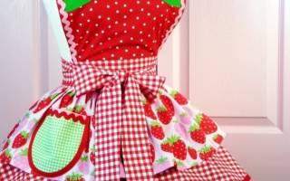 Кухонные фартуки своими руками из подручных материалов: делаем из ткани по фото