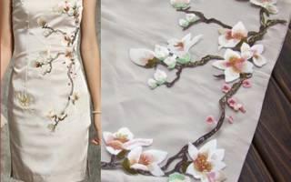 Аппликации на одежду: варианты из бисера, из пуговиц и из фетра