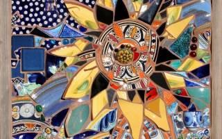 Мозаика — картинки своими руками: расскажем как собирать из плитки и из пробок
