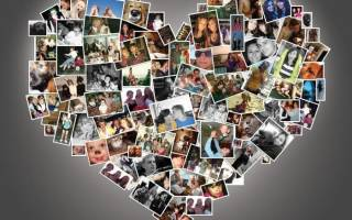 Как сделать фотоколлаж своими руками: пошаговая инструкция с фото и видео подборкой