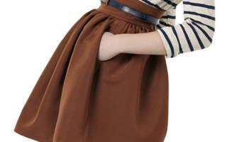 Выкройка юбки – татьянка: делаем своими руками