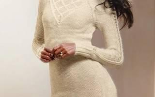 Облегающие длинные платья: выкройка и схемы