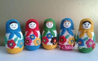 Схемы амигуруми: 200 схем игрушек на русском языке с фото