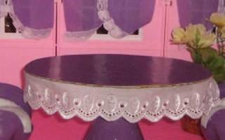 Мебель из картона своими руками: для дома и для кукол