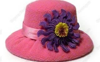 Игольница «шляпка» своими руками: мастер класс с фото и видео