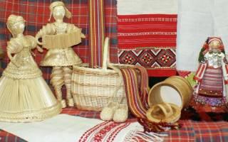 Декоративно-прикладное искусство своими руками: варианты народов севера