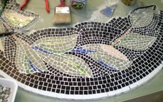 Панно из мозаики своими руками: мозаичное и матричное панно для кухни