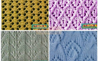 Ажурные кофты спицами: для девушек и для женщин с описанием изготовления