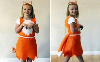 Карнавальные костюмы для девочек своими руками: мк с пошаговыми фото и видео для начинающих