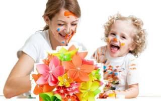 Быстрый подарок своими руками: делаем на день рождения маме