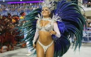 Костюмы на бразильский карнавал: описание как сделать своими руками