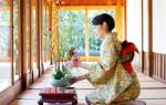 Экибана весна: как сделать из природного материала с фото