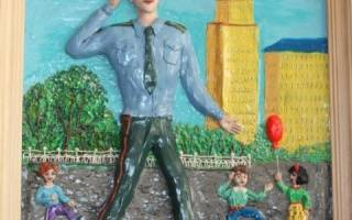 Дядя степа милиционер: варианты своими руками
