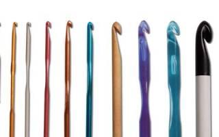 Основы вязания крючком: рассказываем про виды петель для начинающих