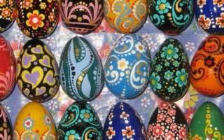 Роспись яиц воском: мастер класс своими руками с видео-подборкой