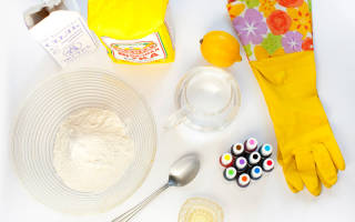 Как сделать пластилин в домашних условиях своими руками: варианты изготовления из муки с фото и видео