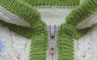 Как вшить молнию в вязаное изделие: варианты в вязаную кофту и в вязаную сумку