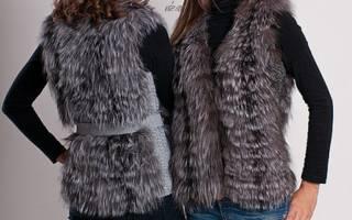 Выкройка жилетки: меховая одежда своими руками в домашних условиях