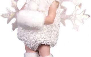 Новогодние костюмы своими руками: фото как сделать для девочек и для мальчиков