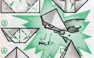Как сделать хлопушку из бумаги: делаем своими руками поэтапно и со схемой