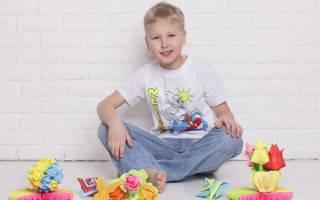 Оригами для детей со схемами: варианты для детей 5-6 лет, 9-10 лет и 13-14 лет