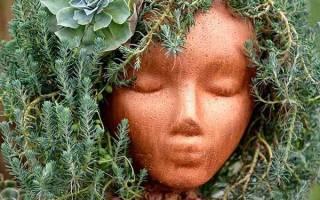 Арт объекты своими руками: делаем для сада