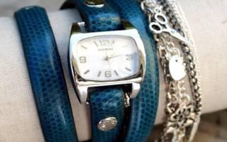 Наручные часы своими руками: делаем в стиле стимпанк