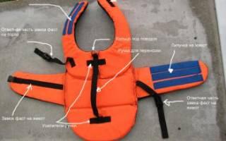 Спасательный жилет своими руками: мастер класс просто и быстро с пошаговыми фото