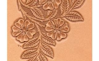 Тиснение на коже своими руками: горячее тиснение, натуральная кожа и изготовление своими руками