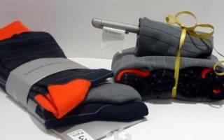Подарки из носков: делаем своими руками на на 23 февраля