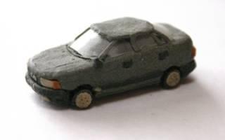 Как сделать машину из пластилина: поэтапно своими руками
