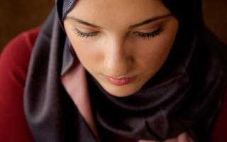 Как завязать хиджаб: фото и видео