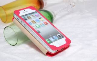 Чехол для телефона своими руками из кожи и из фетра: как сшить его и украсить