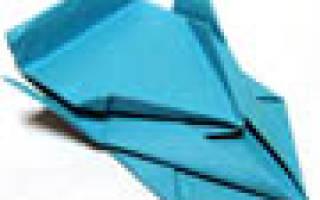 Оригами машина из бумаги: схема гоночной машины и видео