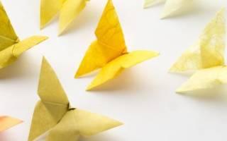 Как делать из бумаги поделки своими руками: делаем мастер класс по оригами
