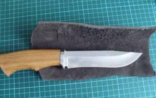 Как сделать ножны из кожи своими руками: для топора и для клинка из тонкой кожи