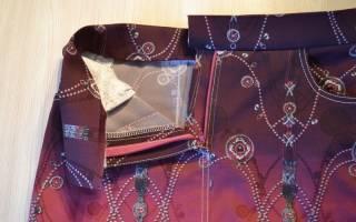 Как пришить пояс к юбке: к юбке карандаш и к юбке пачке