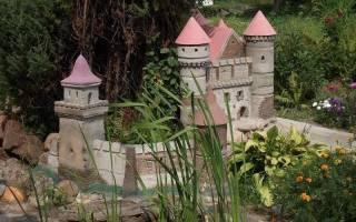 Замки своими руками: варианты из геометрических фигур и из картона