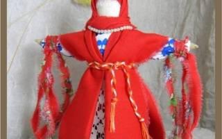 Кукла-масленица своими руками: мастер класс пошагово и описание для новичков