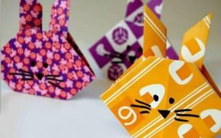 Простые схемы оригами для начинающих: варианты для новичков и для детей