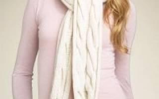 Как заканчивать вязание спицами: видео в статье