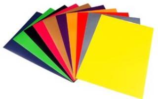 Мастер класс по цветам (бумагопластика): мастер класс для начинающих