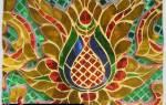 Мозаика из стекла: как сделать из битого стекла и металла своими руками