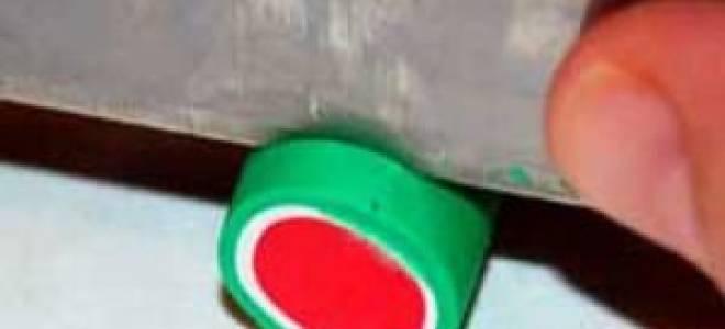 Серьги из полимерной глины: фото и видео мастер класс сережек на любой вкус