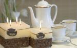 Изготовление свечей в домашних условиях: мастер класс с фото
